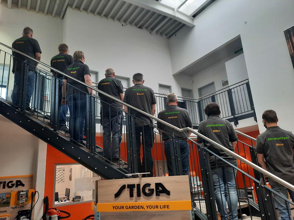 Arbeitskleidung für Agravis Technik Raiffeisen GmbH Walsrode